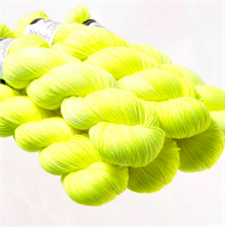 HF SOCK MINIS -  farge HIGHLIGHTER